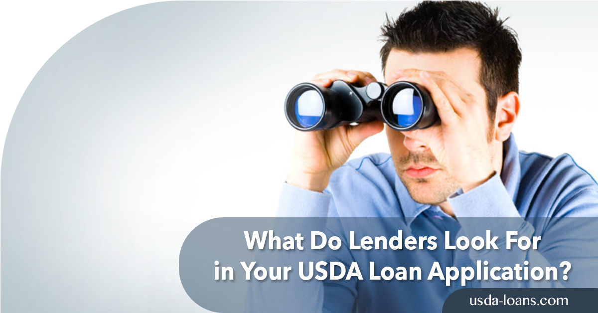 What Do Lenders Look For in Your USDA Loan Application?