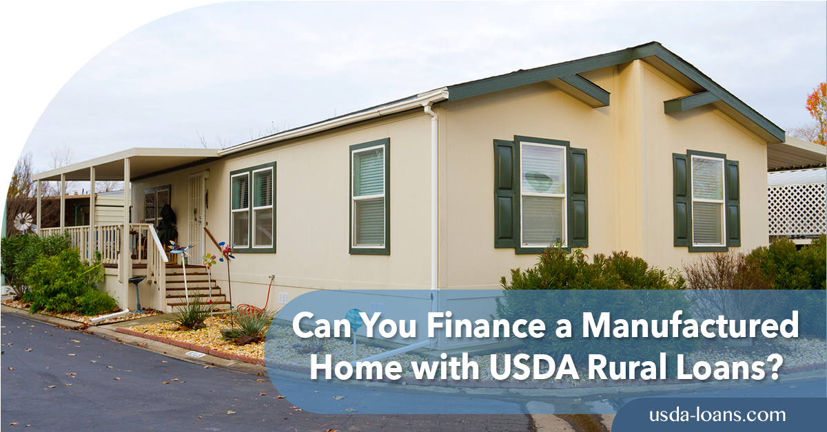 Usda loans for manufactured homes home review for Usda approved homes